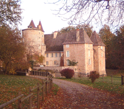 Chateau de Messimy