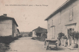 Cartes postales Chanoz Chatenay
