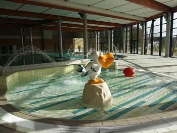 D couvrez la dombes et la piscine municipale aquadombes for Chatillon piscine